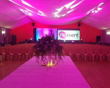 Pic-Event Organisation evenement ceremonie entreprise