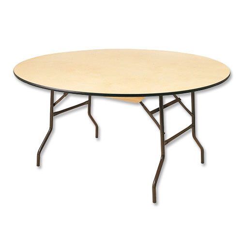 Location De Table Ronde 180cm Bois Pic Event