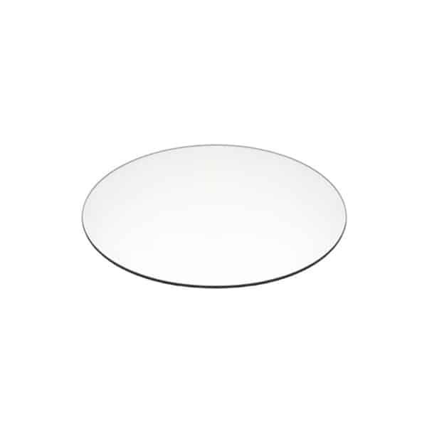 Location grand miroir de table rond 40cm