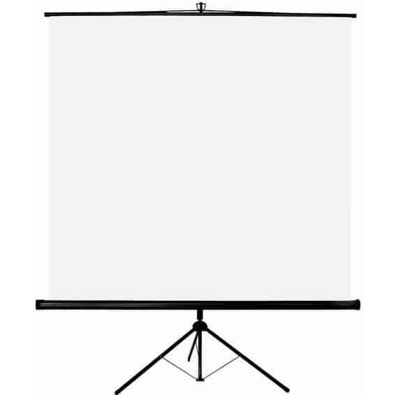 Pic-Event Location Ecran Video Projection Trepied 200cm