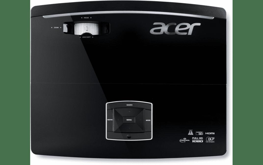 Pic-Event Location VideoProjecteur Acer P6500 5000 lumens