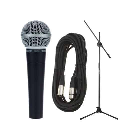 Pic-Event location kit micro pied cable