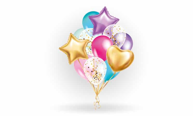Pic-Event Decoration Bouquet de Ballons